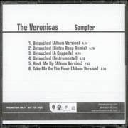 Click here for more info about 'The Veronicas - Hook Me Up - Sampler'