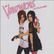 Click here for more info about 'The Veronicas - Untouched'