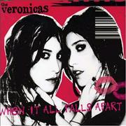 Click here for more info about 'The Veronicas - When It All Falls Apart'