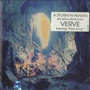 Click here for more info about 'The Verve - A Storm In Heaven - Sealed'