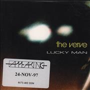 Click here for more info about 'The Verve - Lucky Man'
