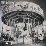 Click here for more info about 'The Verve - On Your Own'