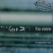 Click here for more info about 'The Verve - The Drugs Don't Work - Limited Edition'