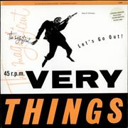 Click here for more info about 'The Very Things - Let's Go Out - Full 12