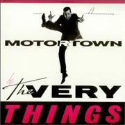 Click here for more info about 'The Very Things - Motortown'
