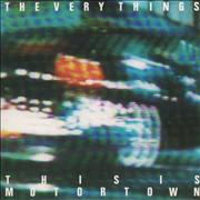 Click here for more info about 'The Very Things - This Is Motortown'