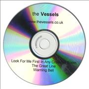 Click here for more info about 'The Vessels - Look For Me First In Any Crowded Room'