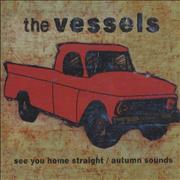 Click here for more info about 'The Vessels - See You Home Straight / Autumn Sounds'