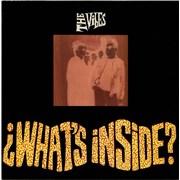 The Vibes What's Inside? UK vinyl LP