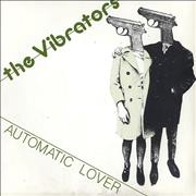 Click here for more info about 'The Vibrators - Automatic Lover - P/S'