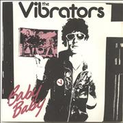 Click here for more info about 'The Vibrators - Baby Baby'