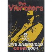 Click here for more info about 'The Vibrators - Live Energized CBGB 2004'