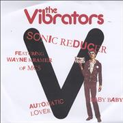 Click here for more info about 'The Vibrators - Sonic Reducer'