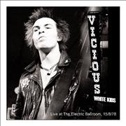 Click here for more info about 'The Vicious White Kids - Live At The Electric Ballroom 15th August 1978'