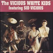 Click here for more info about 'The Vicious White Kids - The Vicious White Kids - Red Vinyl'