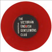 Click here for more info about 'The Victorian Englishmens Club - Apocalypse Meow - Red Vinyl'