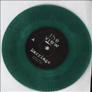 Click here for more info about 'The View - Marriage - RSD15 - Green Vinyl'