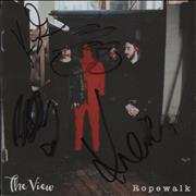 Click here for more info about 'The View - Ropewalk - Autographed'