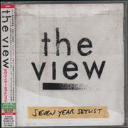 Click here for more info about 'The View - Seven Year Setlist + Obi - Sealed'
