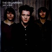 Click here for more info about 'The Virginmarys - Just A Ride'
