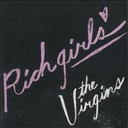 Click here for more info about 'The Virgins - Rich Girls'