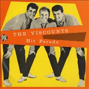 Click here for more info about 'The Viscounts - Hit Parade EP'