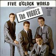 Click here for more info about 'The Vogues - Five O'Clock World - Sealed'
