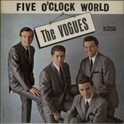 Click here for more info about 'The Vogues - Five O'Clock World'