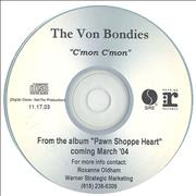 Click here for more info about 'The Von Bondies - C'Mon C'Mon'
