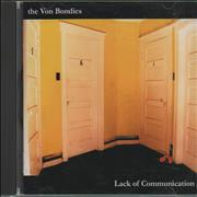 Click here for more info about 'The Von Bondies - Lack Of Communication'