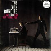 Click here for more info about 'The Von Bondies - Love, Hate And Then There's You'