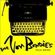 Click here for more info about 'The Von Bondies - Pale Bride / Earthquake'