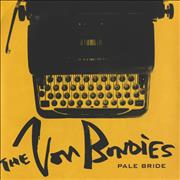 Click here for more info about 'The Von Bondies - Pale Bride - Yellow vinyl'