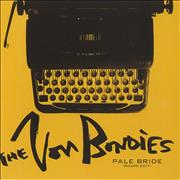 Click here for more info about 'The Von Bondies - Pale Bride'
