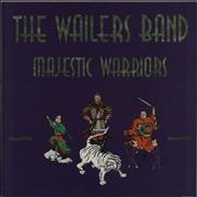 Click here for more info about 'The Wailers Band - Majestic Warriors'
