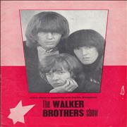 Click here for more info about 'The Walker Brothers - 1966 Tour Programme'
