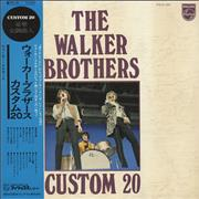 Click here for more info about 'The Walker Brothers - Custom 20'