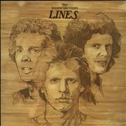 Click here for more info about 'The Walker Brothers - Lines'