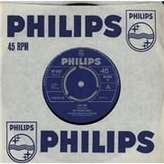 """The Walker Brothers Love Her UK 7"""" vinyl"""