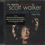 Click here for more info about 'The Walker Brothers - No Regrets - The Best Of Scott Walker And The Walker Brothers - 1965-1976'