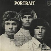 Click here for more info about 'The Walker Brothers - Portrait + Insert'