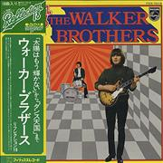 The Walker Brothers Reflection 18 Japan vinyl LP