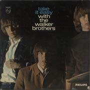 Click here for more info about 'Take It Easy With The Walker Brothers - Autographed'