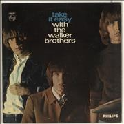 Click here for more info about 'The Walker Brothers - Take It Easy With The Walker Brothers - EX'