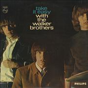 Click here for more info about 'The Walker Brothers - Take It Easy With The Walker Brothers - VG'