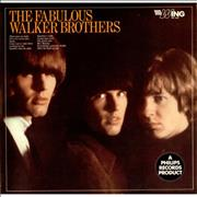 Click here for more info about 'The Walker Brothers - The Fabulous Walker Brothers'