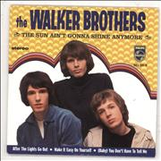 Click here for more info about 'The Walker Brothers - The Sun Ain't Gonna Shine Anymore'