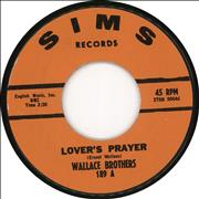 Click here for more info about 'The Wallace Brothers - Lover's Prayer'