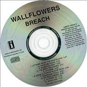 Click here for more info about 'The Wallflowers - Breach'