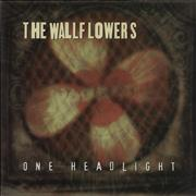 Click here for more info about 'The Wallflowers - One Headlight'